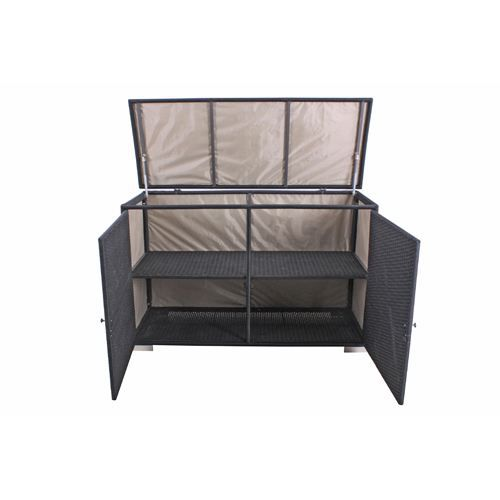 coffre de rangement pour jardin punta cana achat vente. Black Bedroom Furniture Sets. Home Design Ideas