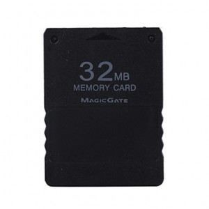 CARTE MÉMOIRE Carte Mémoire 32 Mo Pour PS2