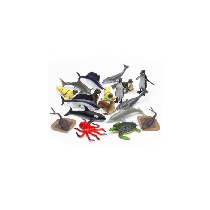 Papo 56006 raies 18 cm des animaux marins