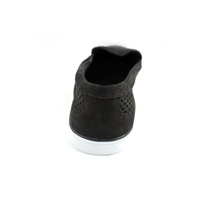 Nine West Brodie Cuir Baskets DDUsHf5Jei