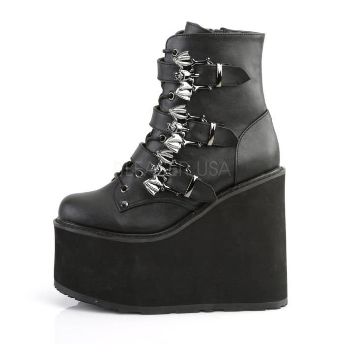 Demonia Swing-103 Ankle Boot N6D5X Taille-40
