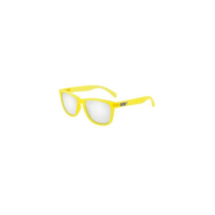 Lunettes de soleil Unisexe The Indian Face Spirit Crystal Jaune-- S0600635