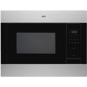 MICRO-ONDES AEG MSB2548CM Four micro-ondes combiné grill intég