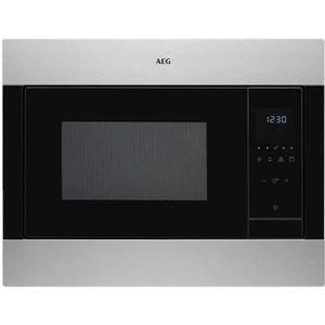MICRO-ONDES AEG MSB2548CM Four micro-ondes combiné grill intég
