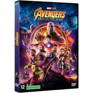DVD FILM DVD Avengers : Infinity War