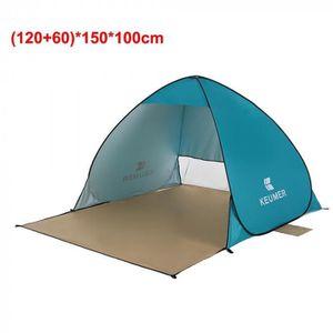 TENTE DE CAMPING Version Bleu - Cn - Tente De Camping Automatique E
