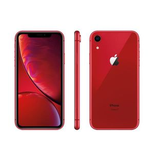 SMARTPHONE Apple iphone XR 64Go rouge