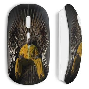 SOURIS Souris sans fil Game of Thrones Breaking Bad Heins