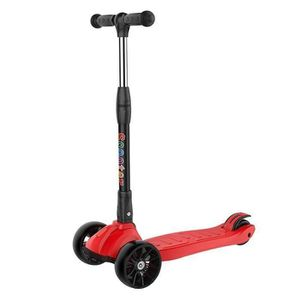 TROTTINETTE TROTTINETTE Scooter 4 roues Scooter pliable Scoote