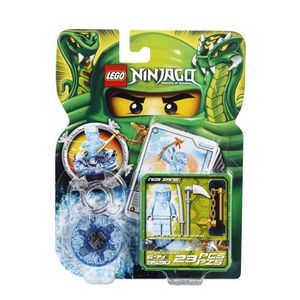 ASSEMBLAGE CONSTRUCTION LEGO Ninjago Nrg Zane 9590 IS9XA
