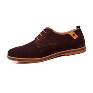 MOCASSIN SIMPVALE Mocassins Suede Classic Oxford Cuir Chaus