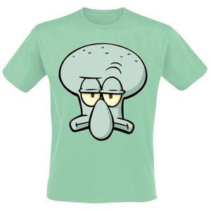 T-SHIRT SpongeBob SquarePants Carlo Tentacule T-Shirt Manc
