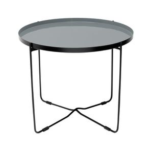Table ronde grise achat vente table ronde grise pas - Table ronde grise ...