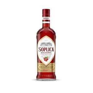 VODKA SOPLICA Vodka aux framboises 30% 0.5l