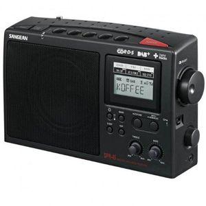RADIO CD CASSETTE sangean - DPR45DAB+