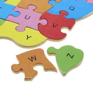 PUZZLE Enfants Bébé Early Educational Alphabet Puzzle ani
