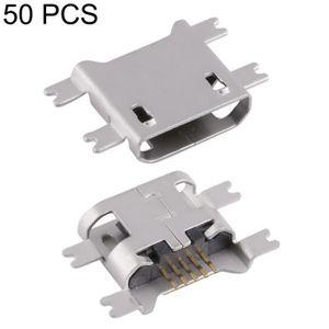 CLÉ USB Pied Fixe Pour Plaque Lourde 50 Pcs Micro Usb 5p /