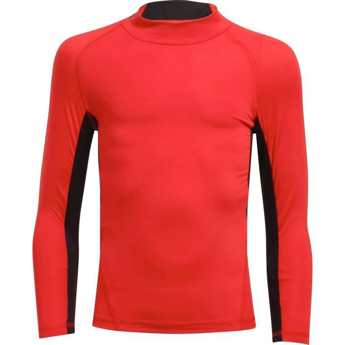 ATHLI-TECH T-shirt de football Bobo TML - Enfant garçon - Rouge