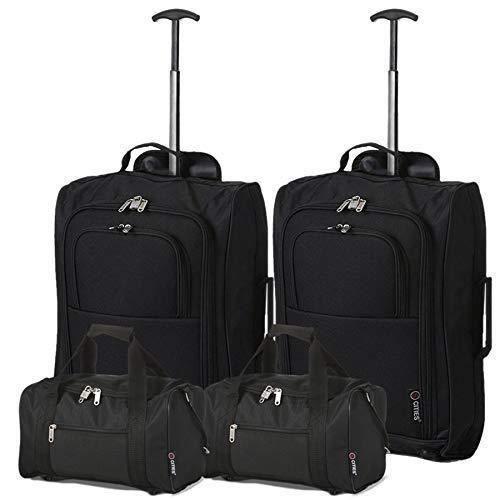 Mora Bleu Slimbridge Bagage Cabine /à Main l/éger deuxi/ème Ryanair Sac de Voyage 35 cm 14 litres 250 grammes