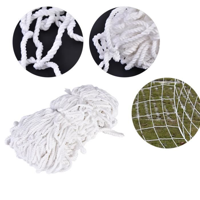 Équipement net durable de poteau de football de filet de but de football de 8-GUA