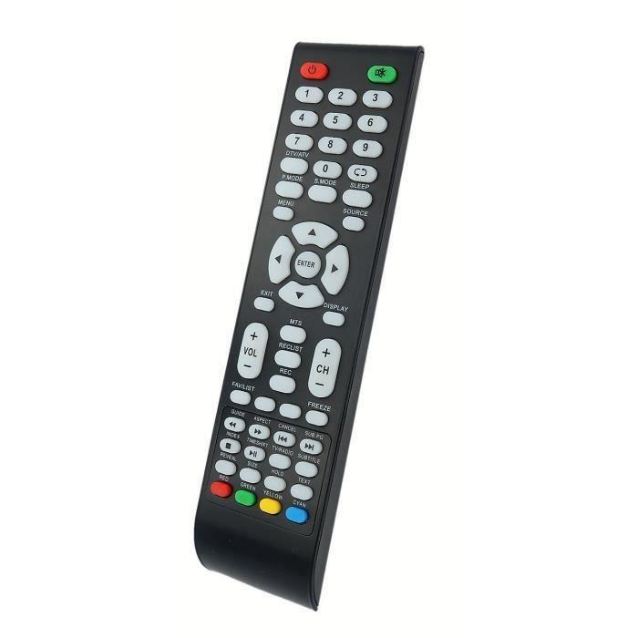 Télécommande de Remplacement TOKAI TTE-32K2704K