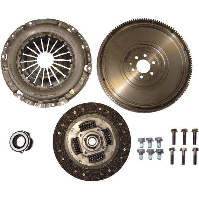 Kit embrayage volant moteur VW Touran 1.9 TDI 90-100-105 1.6 TDI 90 2.0 TDI 110 - AA030010TPD14-2