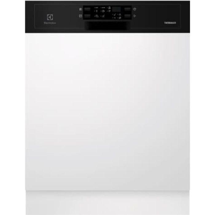 Electrolux ESI5543LOK Lave-vaisselle intégrable Niche largeur : 60 cm profondeur : 55 cm hauteur : 82 cm