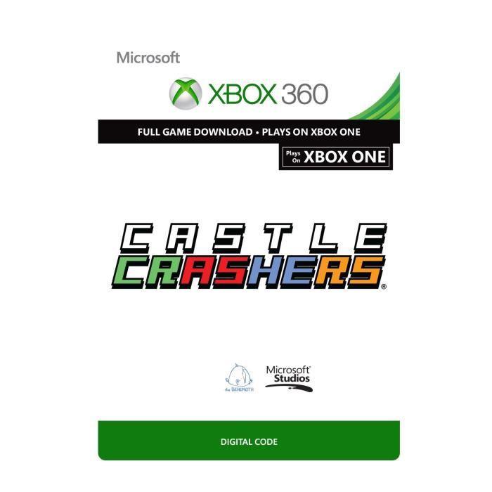 Castle Crashers Jeu Xbox 360 à télécharger