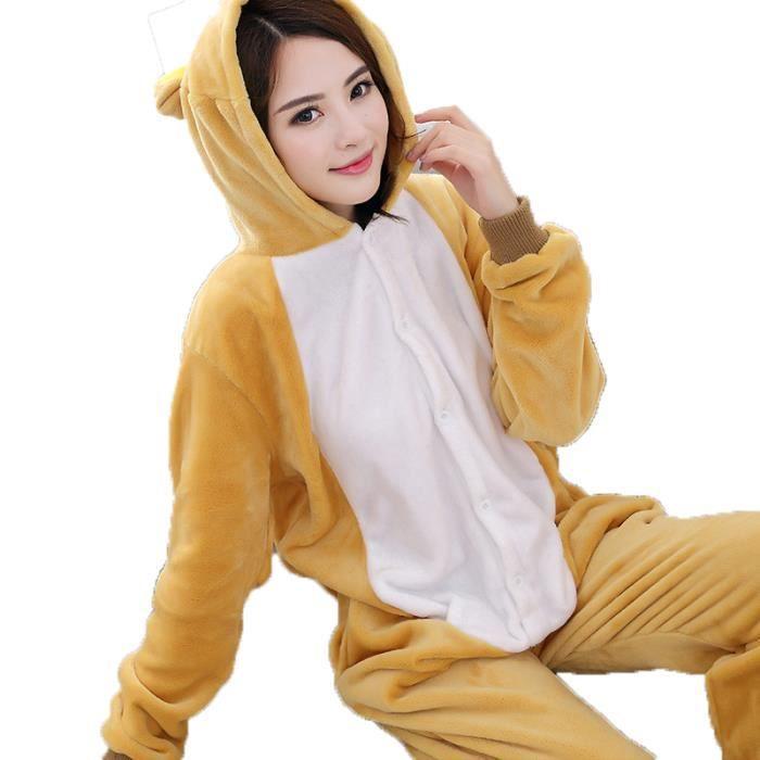 Déguisement – Panoplie Mixte Animal Loisirs Vêtements à la maison Style de dessin animé mignon Pyjama siamois