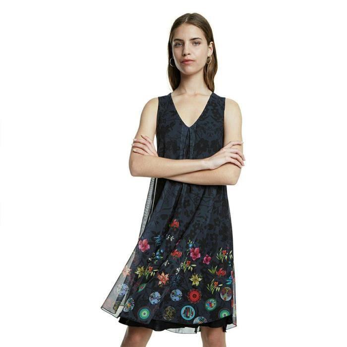Vêtements femme Robes Desigual Carnagy