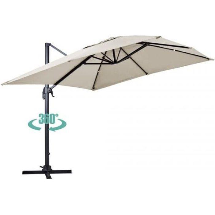 parasol deporte 3 x 4
