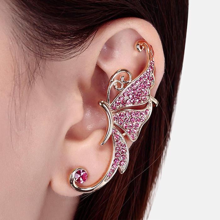 boucle d'oreille seule
