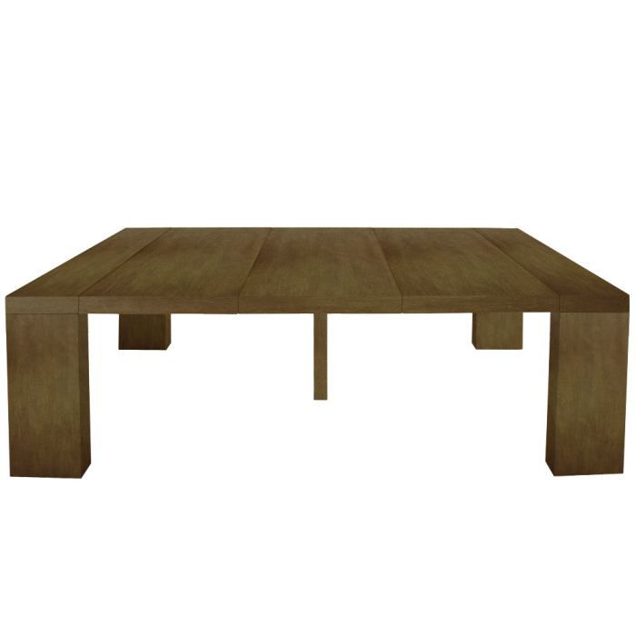 Table console 4 rallonges bronze stock xl achat vente - Table a rallonge console ...