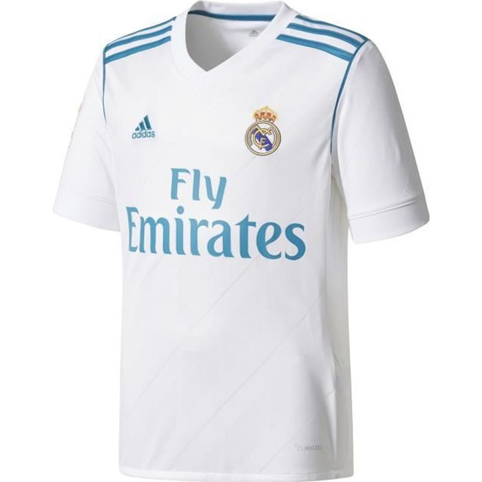 Maillot Domicile Real Madrid Tenue de match