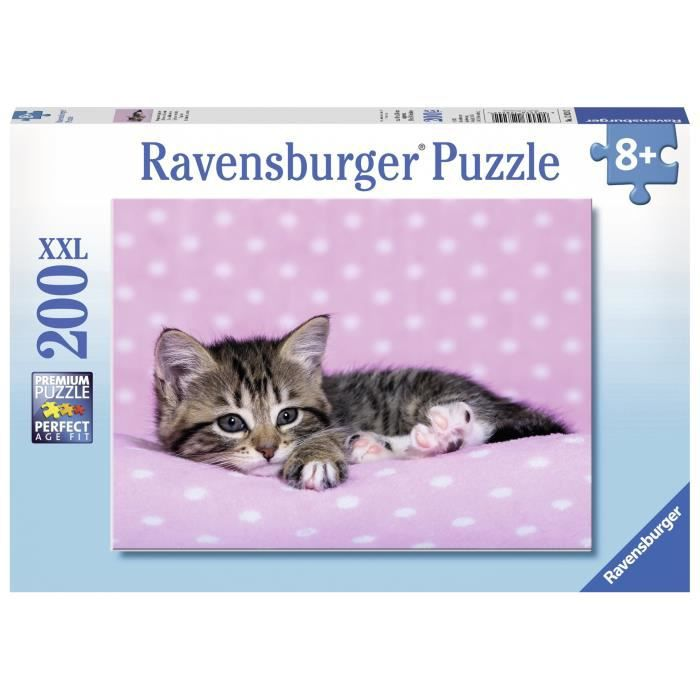 puzzle ravensburger 100 pieces achat vente jeux et. Black Bedroom Furniture Sets. Home Design Ideas