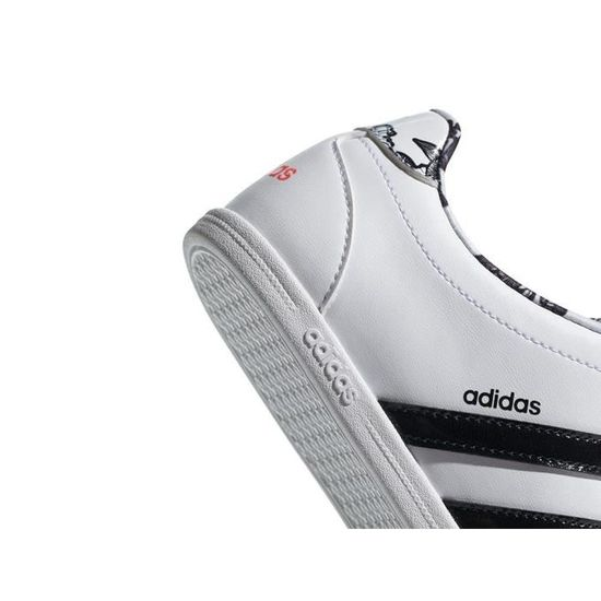 clearance prices authorized site lowest discount Chaussures Adidas VS Coneo QT W Blanc - Achat / Vente basket ...