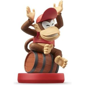 FIGURINE DE JEU Figurine Amiibo Diddy Kong Collection Super Mario