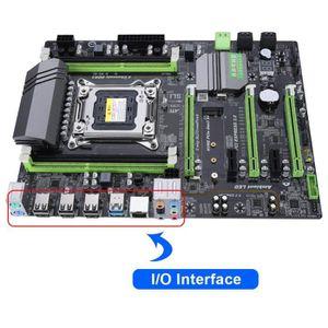 CARTE MÈRE MILLIONTEK 2011 Jeu de puces amélioré pour Intel H