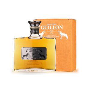 WHISKY BOURBON SCOTCH Guillon finition Tourbé Fort 20cl - Etui - Esprit