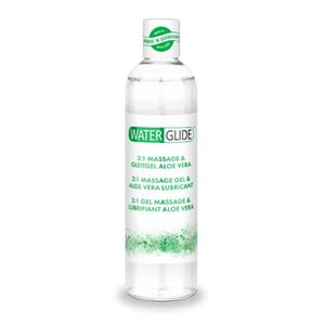LUBRIFIANT 2 En 1 Gel De Massage et Lubrifiant Aloe Vera - Co