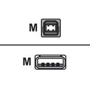 AUTRE PERIPHERIQUE USB  CONNEkT GEAR - Câble USB - USB à 4 broches, type …