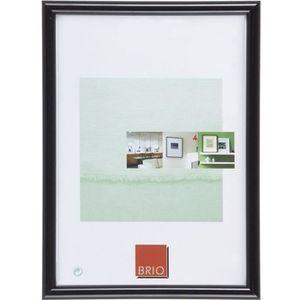 CADRE PHOTO Brio cadre photo noir Gallery 20x30 cm
