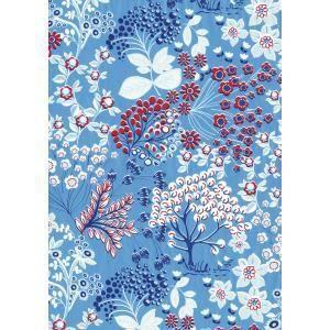 Feuille décopatch Décopatch papier Réf 524 - Arbres et fleurs (Bl…