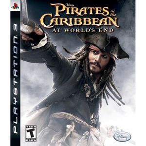 JEU PS3 Pirates of the Caribbean: At World's End (PS3) - I