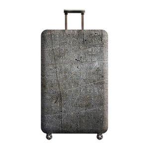 Taille:L,M,S Bleu, S Housse de Valise Elastique Coffre Valise Coque Housse de Valise Luggage Cover /Étui avec Fermeture /éclair pour Voyage