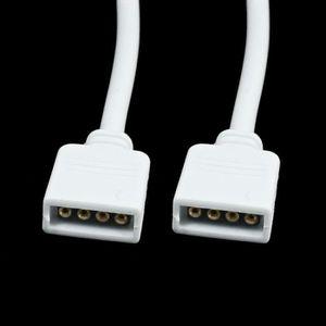 LED ET ACCESSOIRES F-F 4 broches RGB 5 m Câble d'Extension pour bande