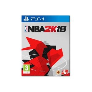 JEU PS4 NBA 2K18 PlayStation 4