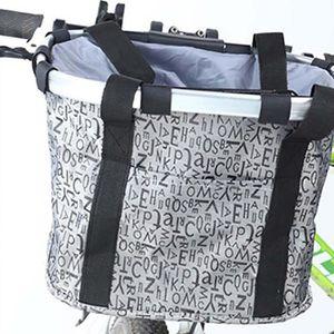 PANIER - SACOCHE VÉLO Vococal® panier de vélo textile imperméable pour p