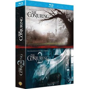 BLU-RAY FILM The Conjuring 1 et 2 - Coffret Blu-Ray