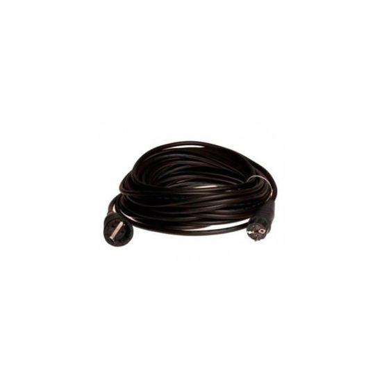 Rallonge Electrique en Caoutchouc Longueur 3 Métres 3 Conducteurs 1.5 mm²